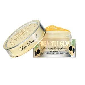 TF Pineapple Glow Face Mask